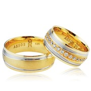 Обручальные кольца «Assos»